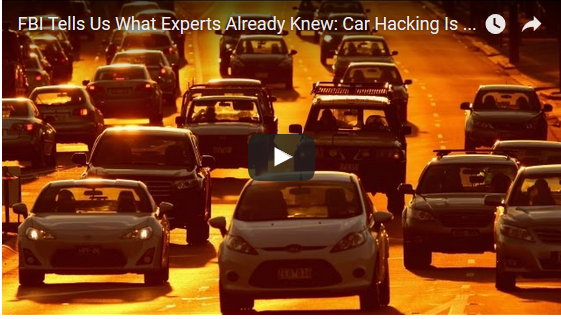 vehicle hacking risks