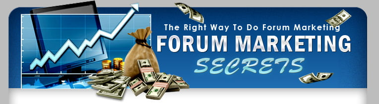 Forum Marketing with MarketHive