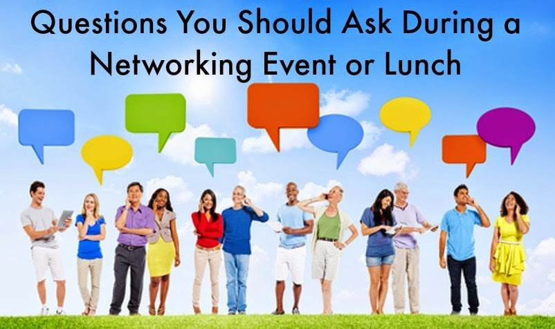 Networking Questions To Ask