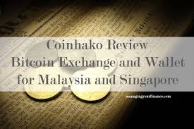 Coinhako Adds Ether for Singaporean and Malaysian Wallet Users