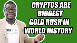 Beware Cryptocurrency Gold Rush Mentality